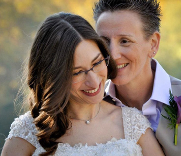 Amy & Christina Rothman-Iiliff, East Windsor, 10/21/12
